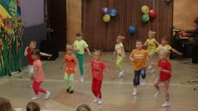 день защиты детей концерт