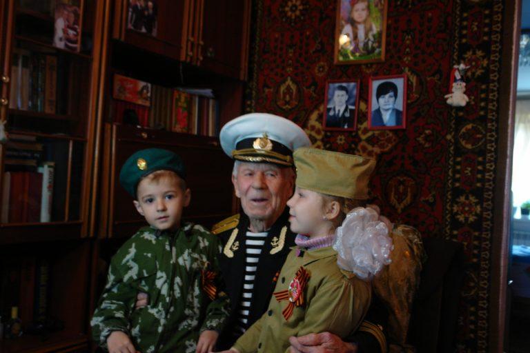 День Победы поздр. ветеранов